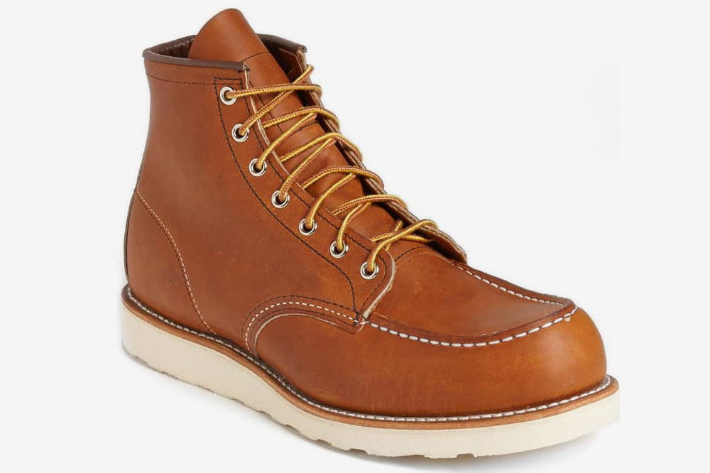 """Red Wing Heritage 6"""" Moc Toe"""