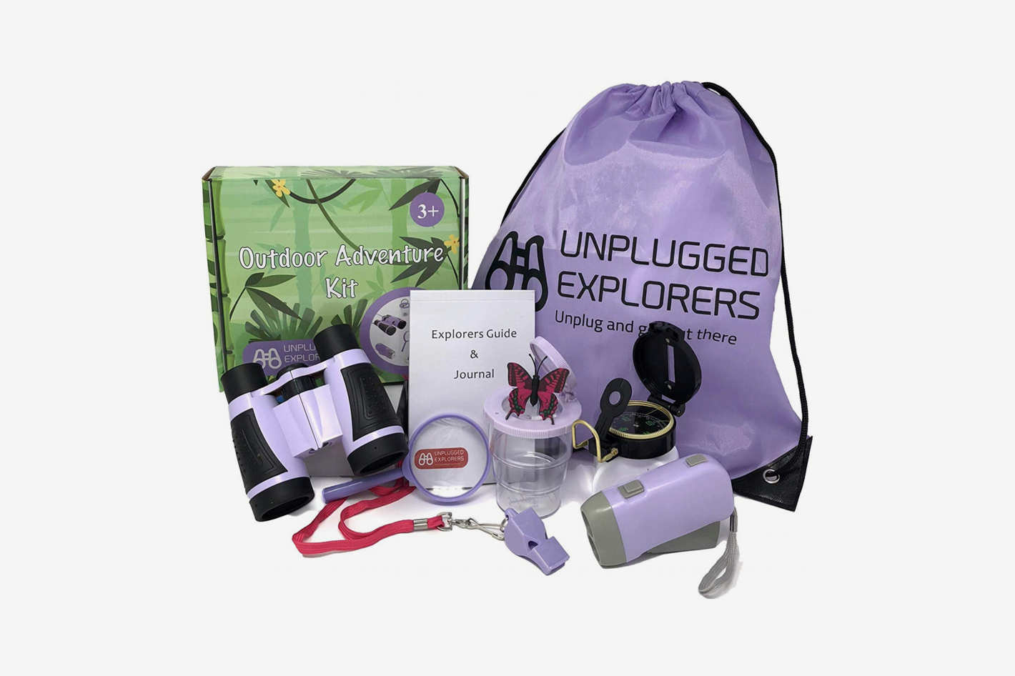 Unplugged Explorers Adventure Kit