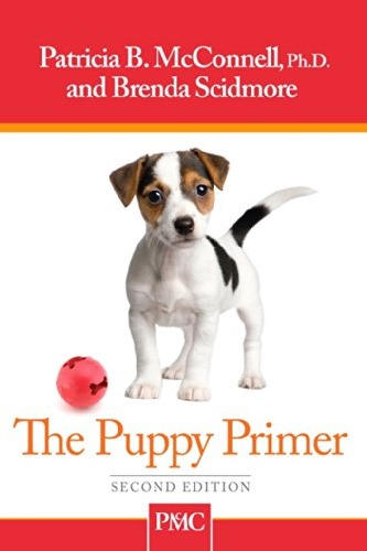 <em>The Puppy Primer</em>, by Patricia B. McConnell and Brenda Scidmore