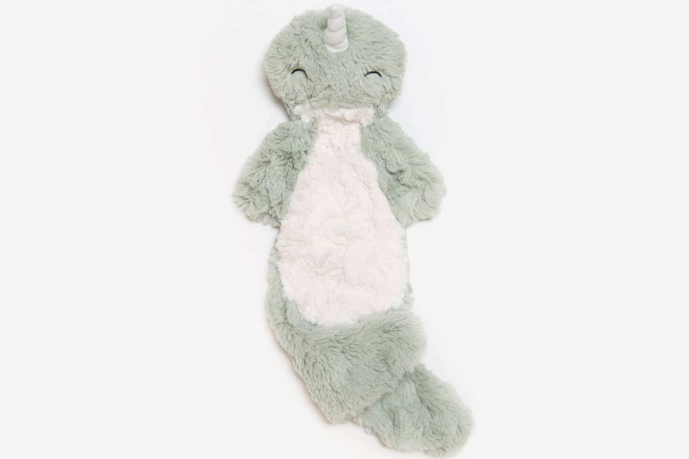 Slumberkins Narwhal Snuggler Stuffed Animal