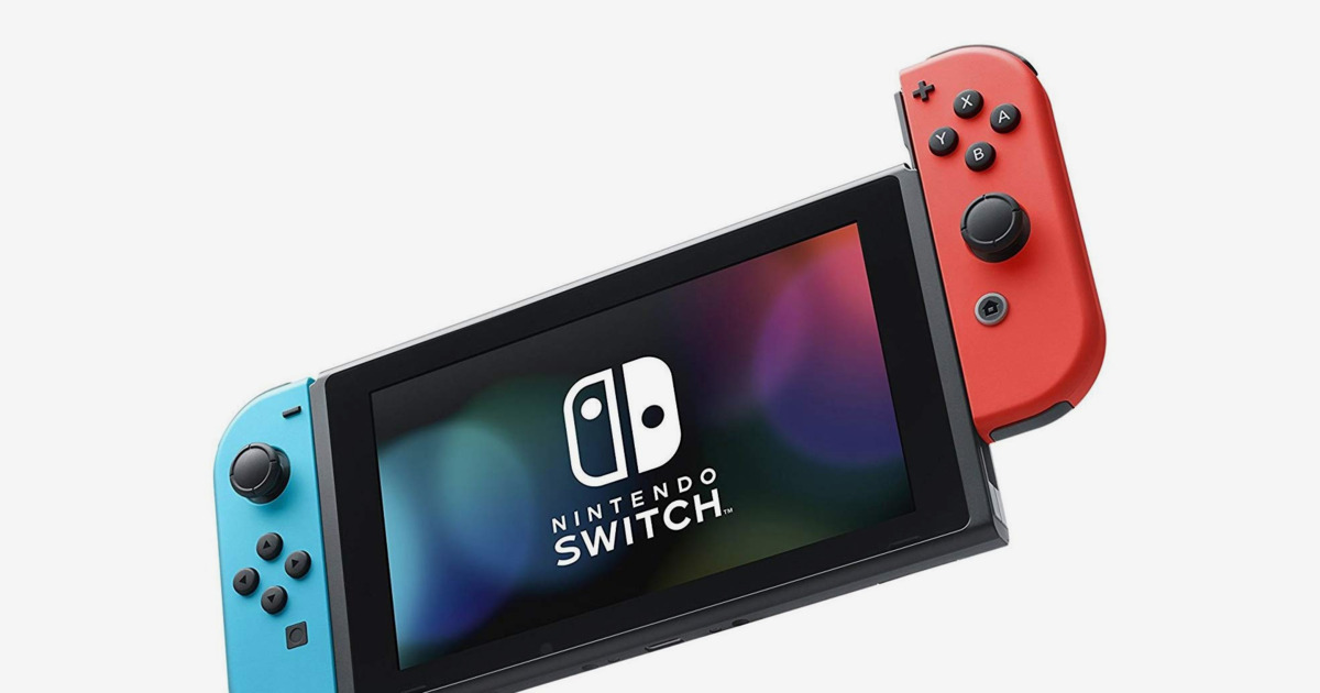 Today Is the Day to Get Yourself a Switch (and $35 in Nintendo Money for Free)