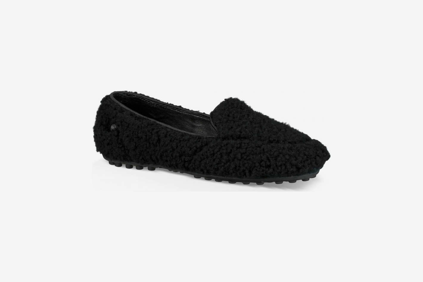 Hailey Fluff Genuine Shearling Slipper