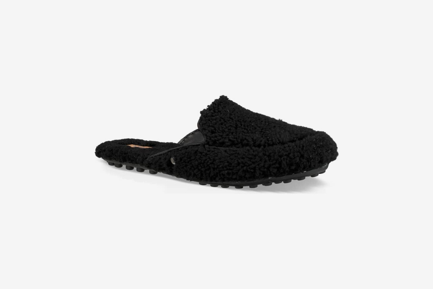Lane Fluff Genuine Shearling Loafer Slipper