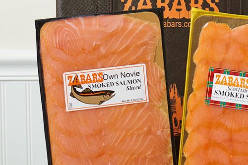 Zabar's Prepack Nova Salmon