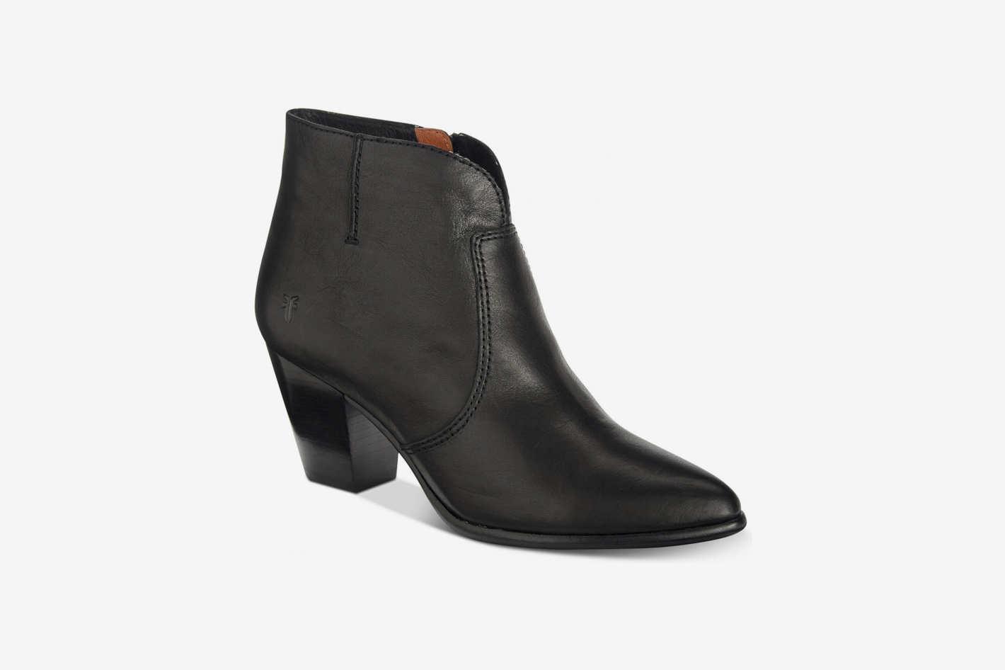 Jennifer Ankle Booties