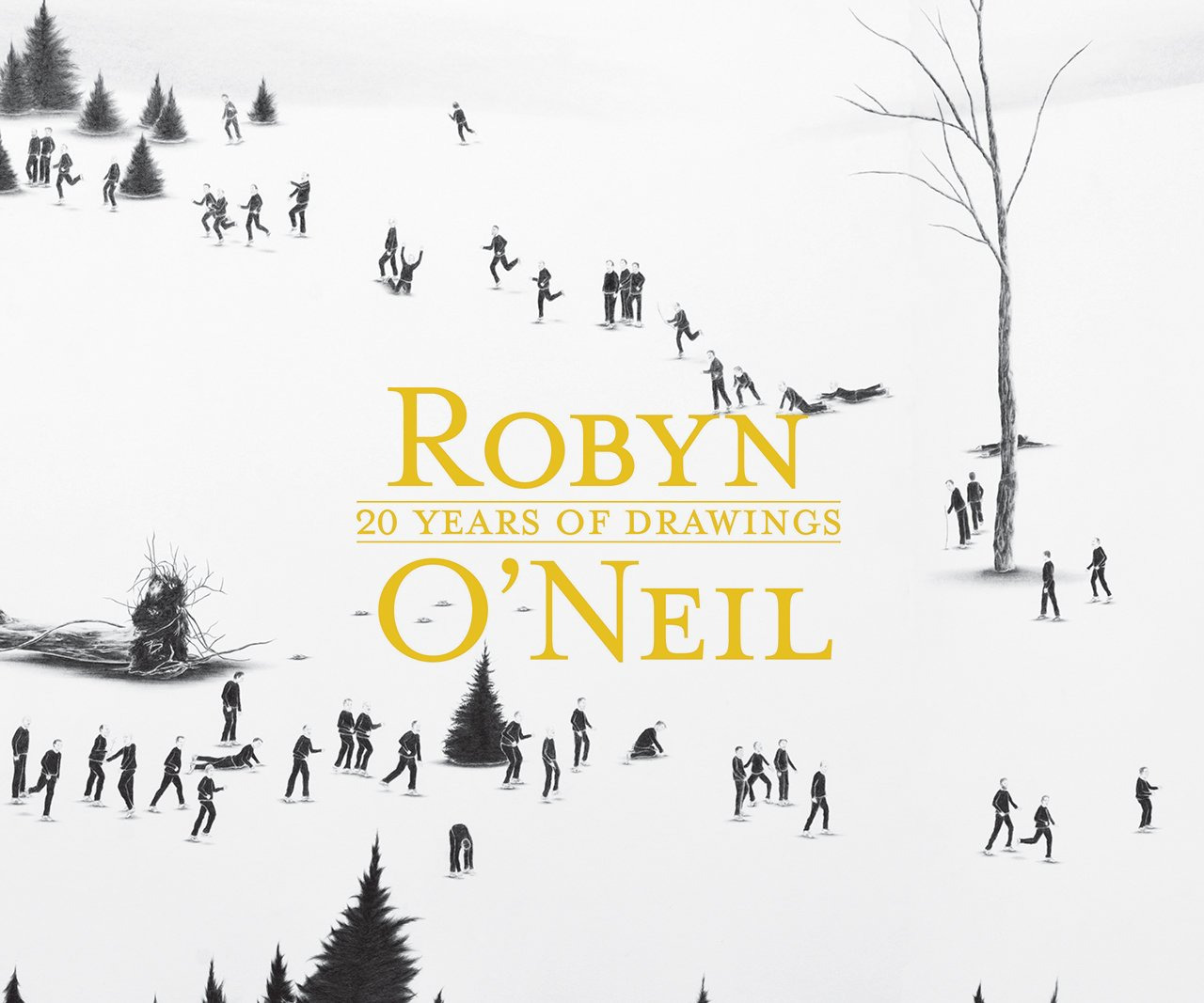 <em>Robyn O'Neil: 20 Years of Drawings</em>
