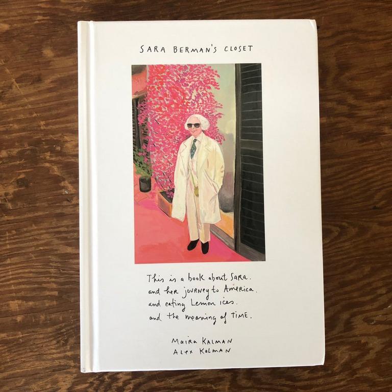 Sara Berman's Closet, by Maira Kalman