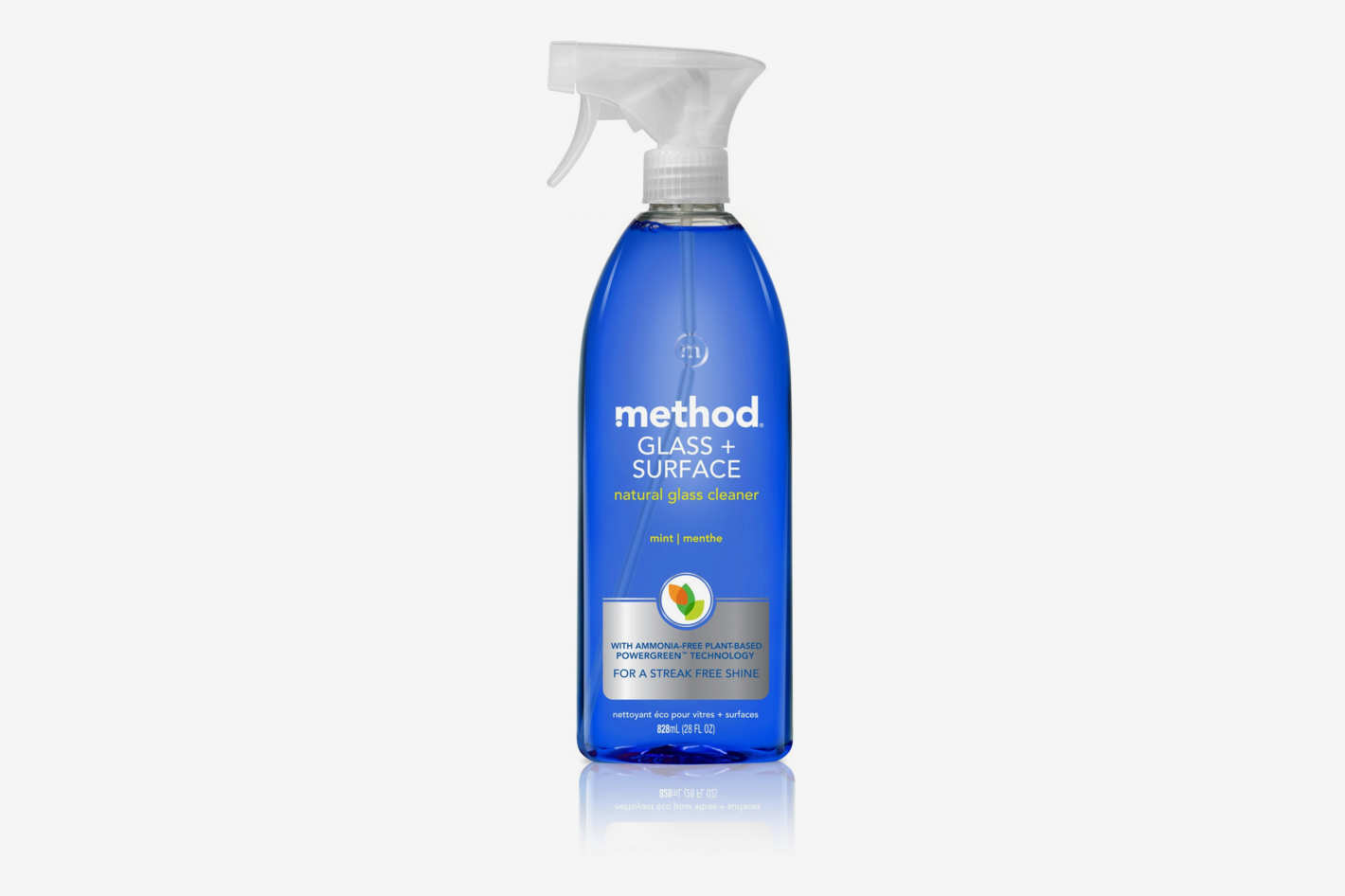 Method Glass + Surface Cleaner Spray, Mint, 28 Oz