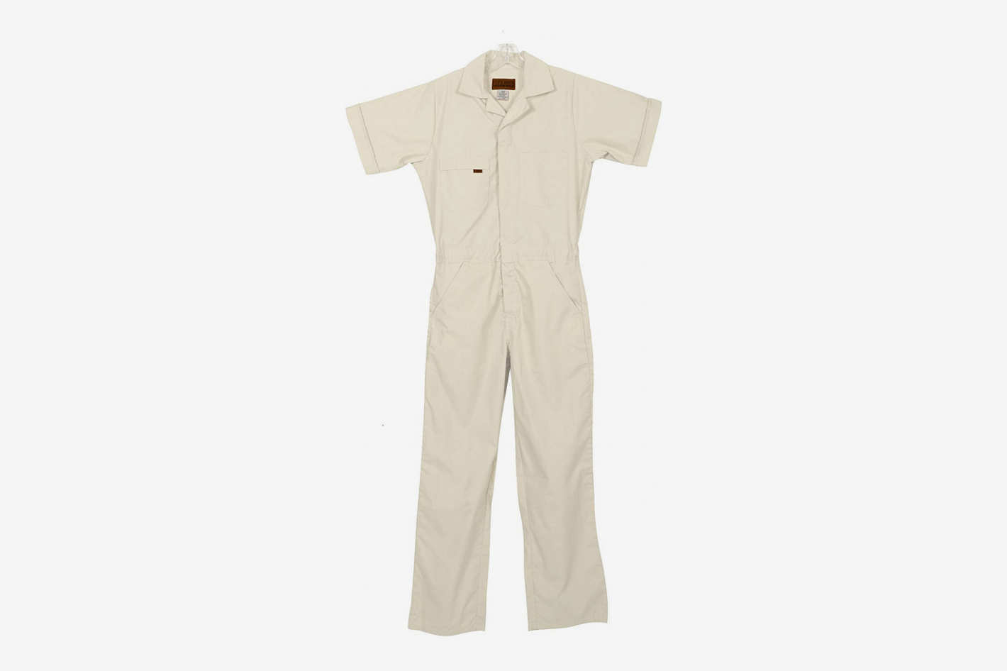 Five Rock Poplin Short Sleeve Unlined Coveralls