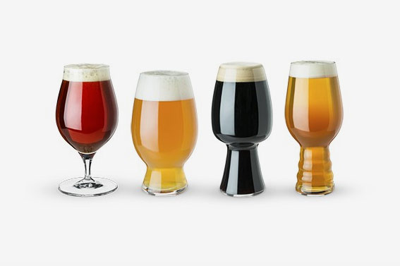 Spiegelau 4 Piece Craft Beer Tasting Kit
