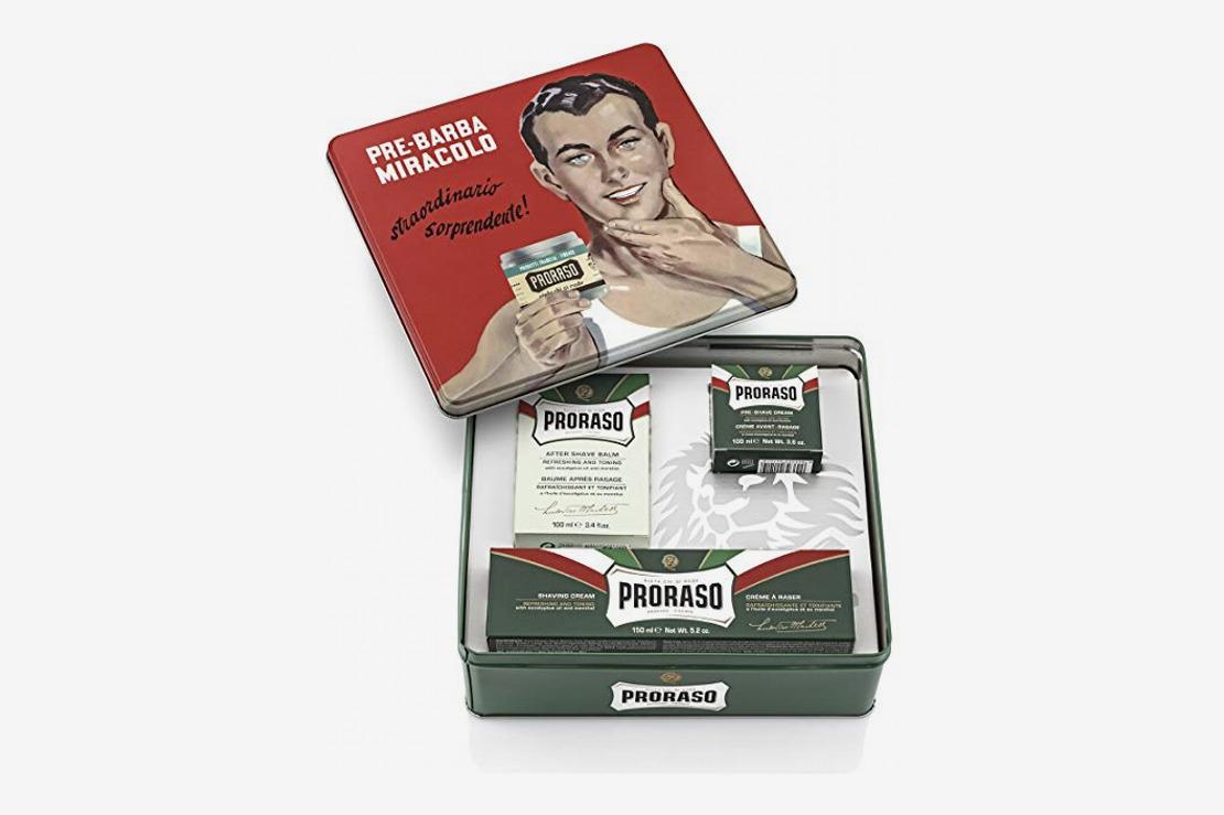Proraso Gift Set, Refreshing and Toning Formula