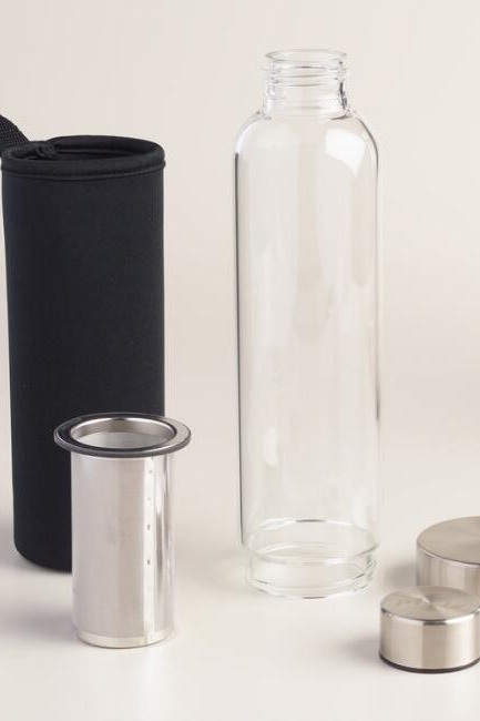 Cold Brew Coffee Maker And Travel Bottle