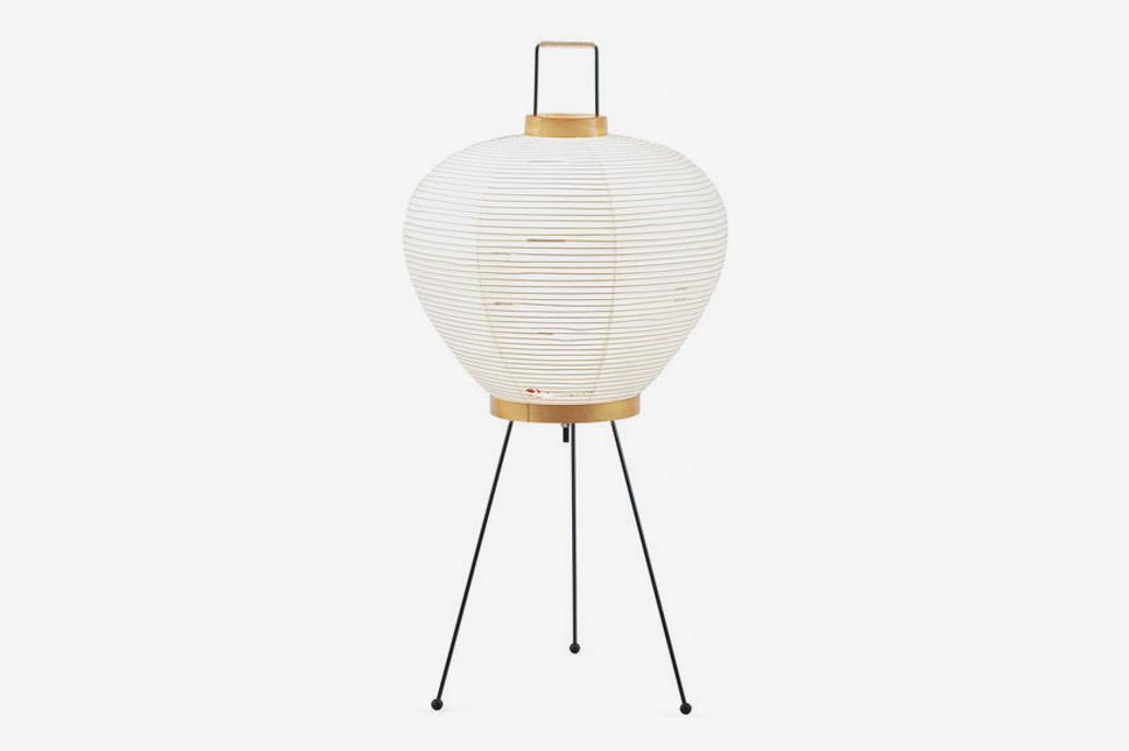 Noguchi Akari Table Lamp Model 3A