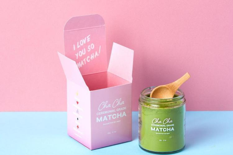 Cha Cha Ceremonial Grade Matcha Powder