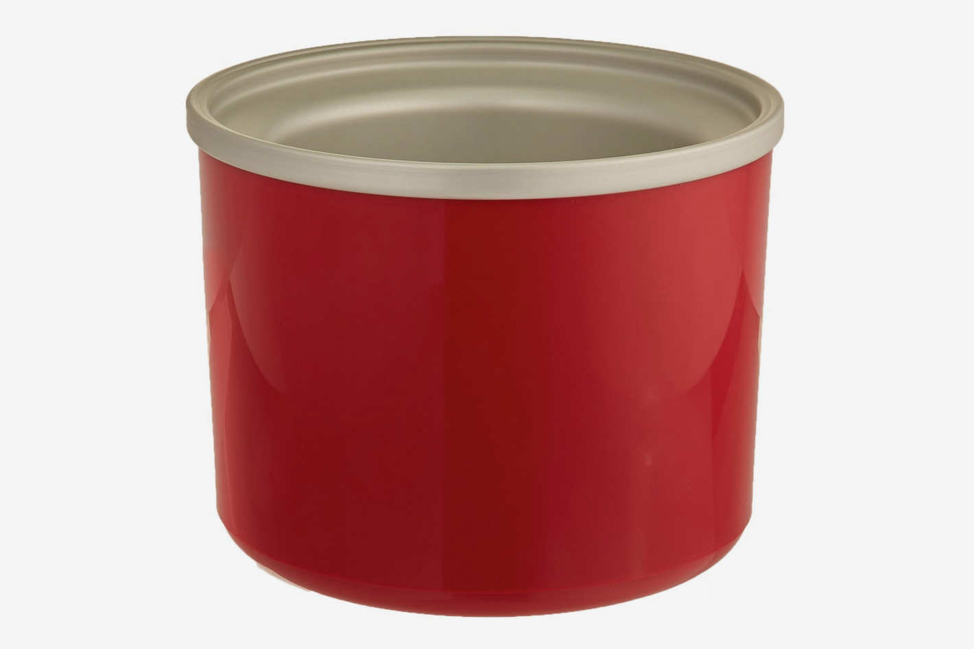 Cuisinart ICE-RFBR Replacement Freezer Bowl, Red