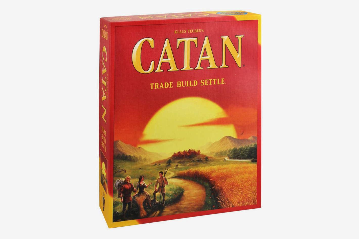 <em>Catan —</em> 5th Edition Board Game