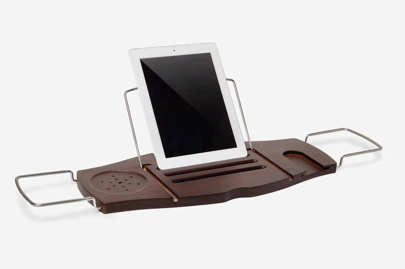 Umbra Bathtub Caddy with iPad Stand