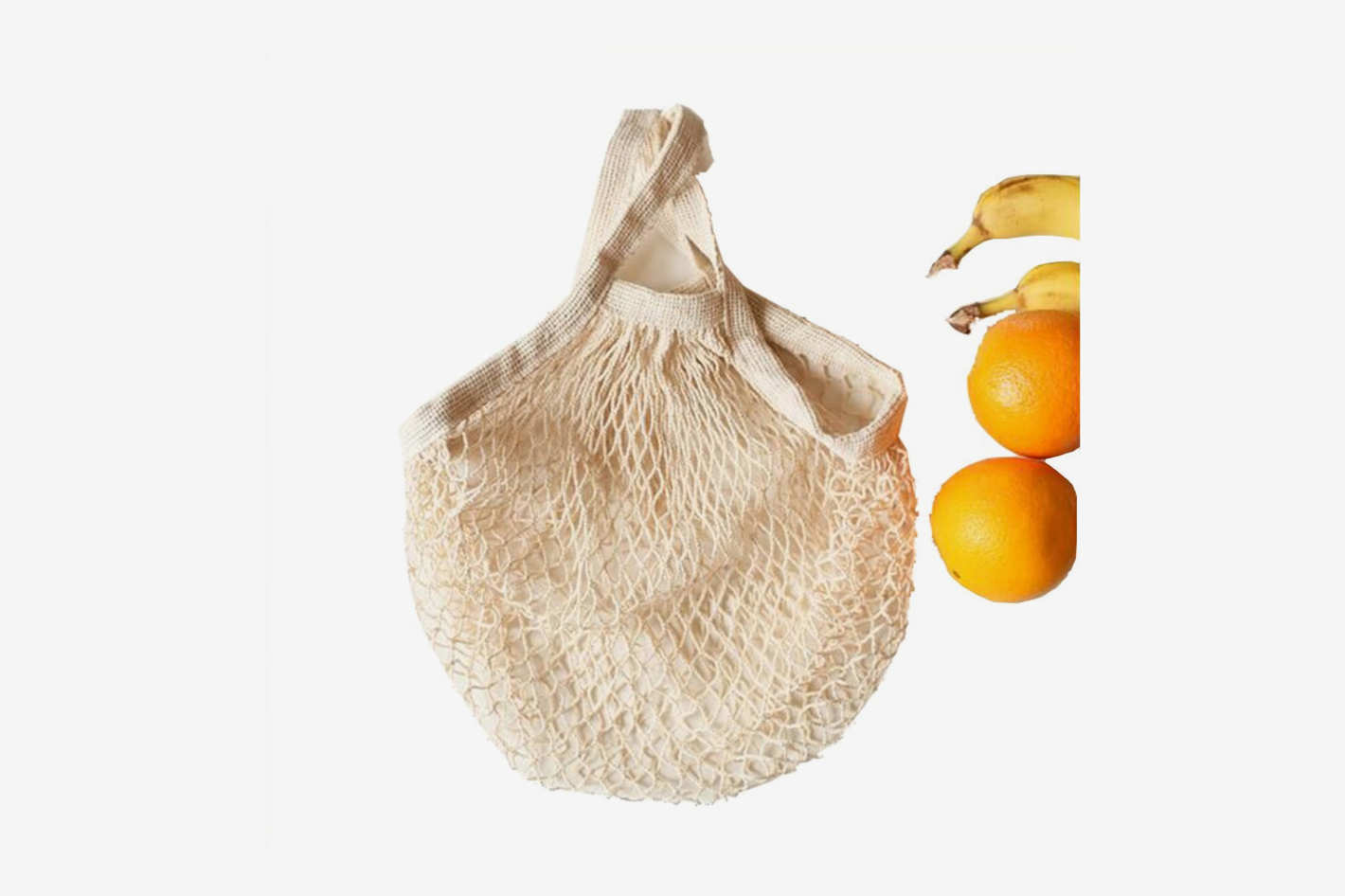 Ahyuan Ecology Reusable Cotton Mesh Grocery Bags