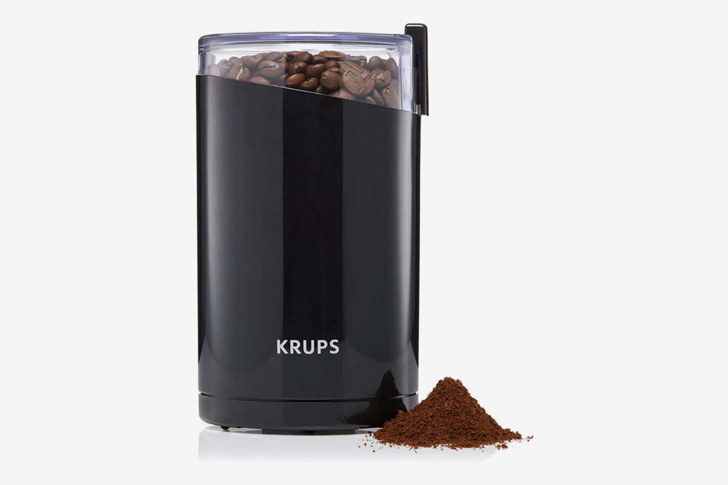 KRUPS Electric Spice and Coffee Grinder with Stainless Steel Blades