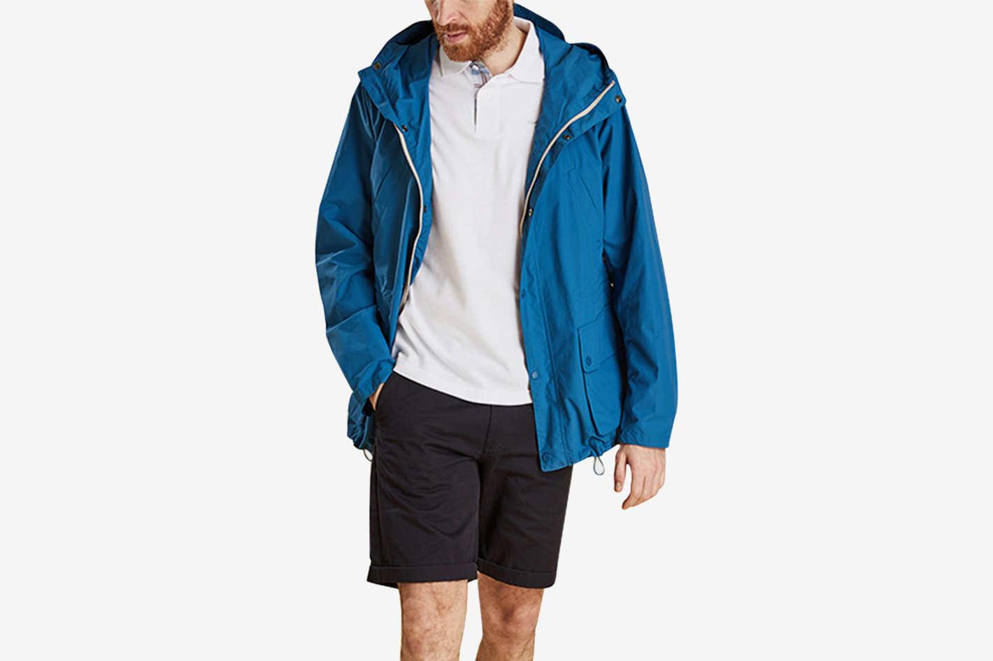 Barbour Cogra Hooded Jacket