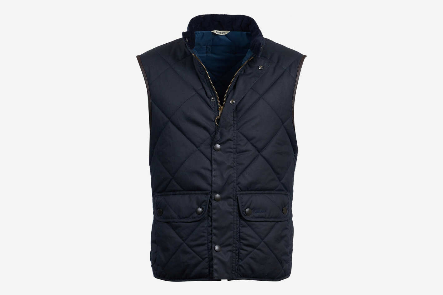 Barbour Waxed Lowerdale Gilet