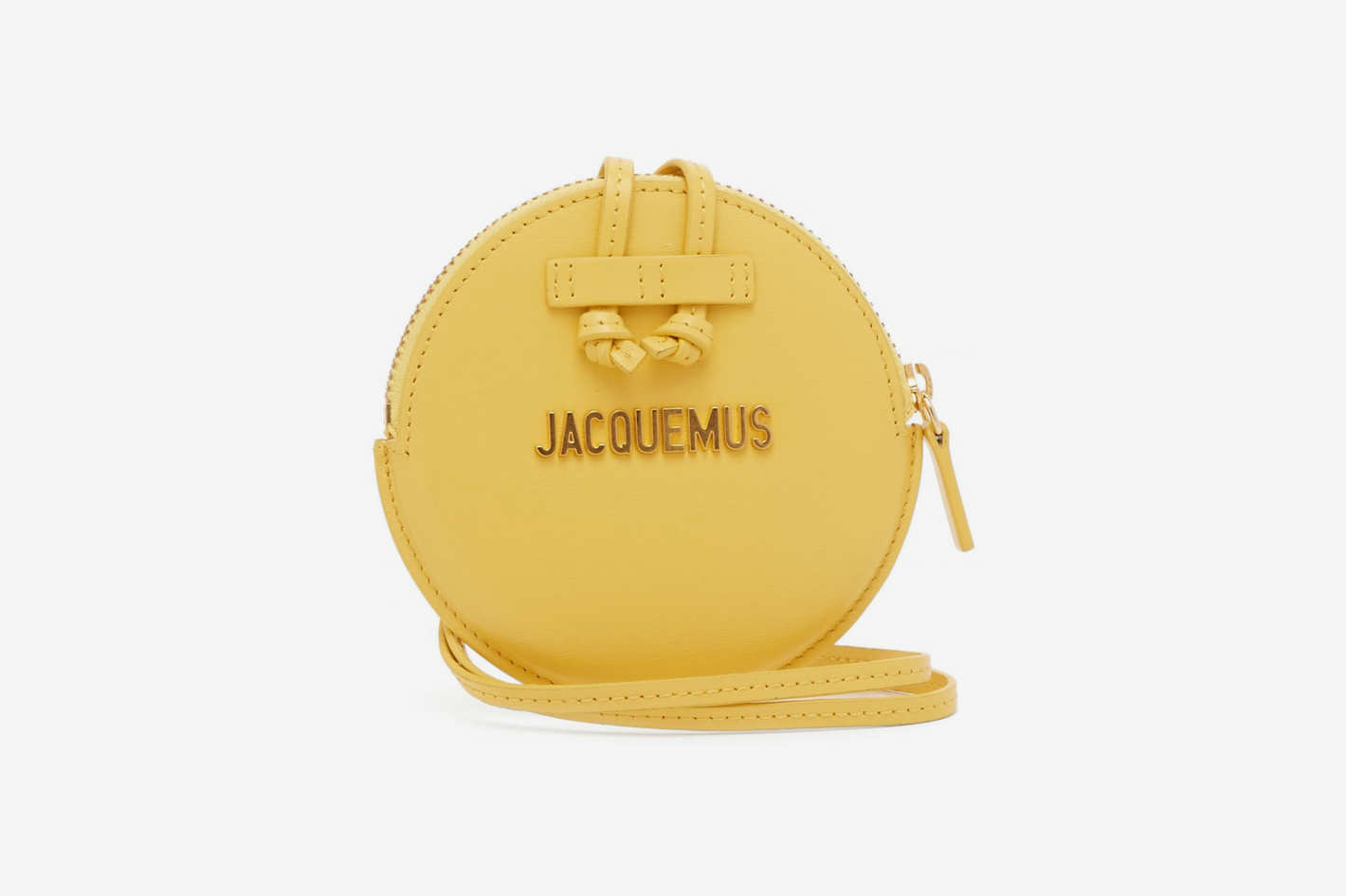 Jacquemus Le Pitchou leather coin purse