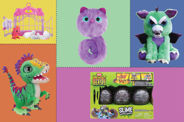 The 9 Toys to Buy Once Hatchimals Sell Out (or If Your Kid Already Has One)