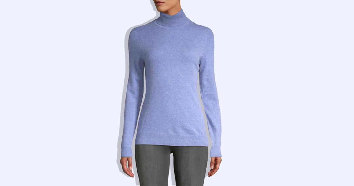 What's the Best (Affordable) Cashmere Sweater to Give?