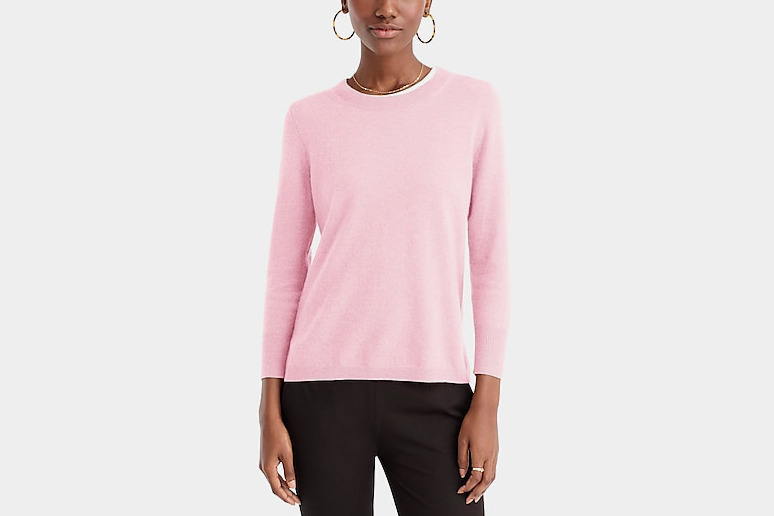 J.Crew Everyday Women's Cashmere Crewneck Sweater