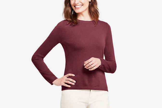 12 Best Cashmere Sweaters to Gift for the Holidays 2018 8618ba1e3
