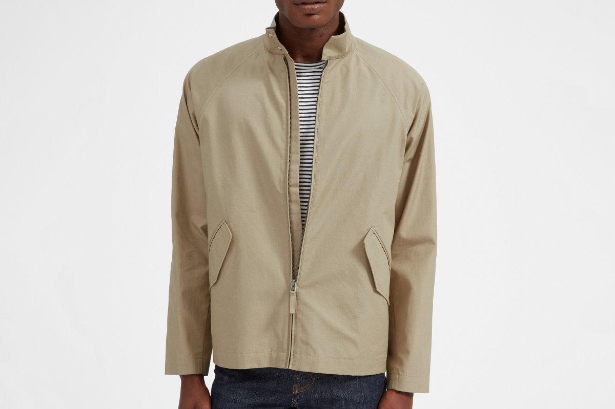Everlane Modern Harrington Jacket