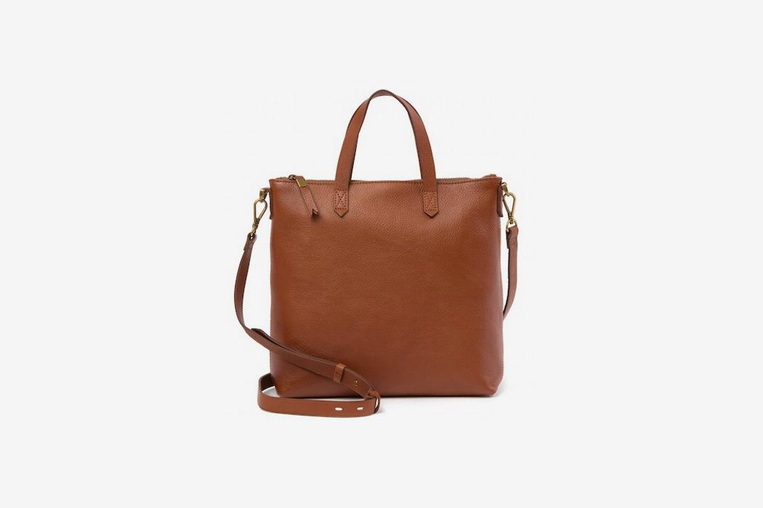 Madewell Transport Leather Crossbody Bag