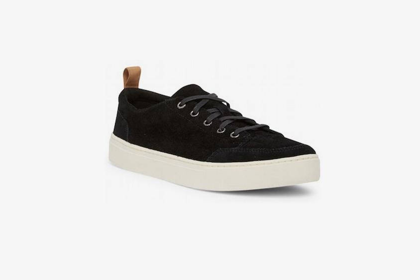 TOMS Landen Shaggy Suede Sneaker