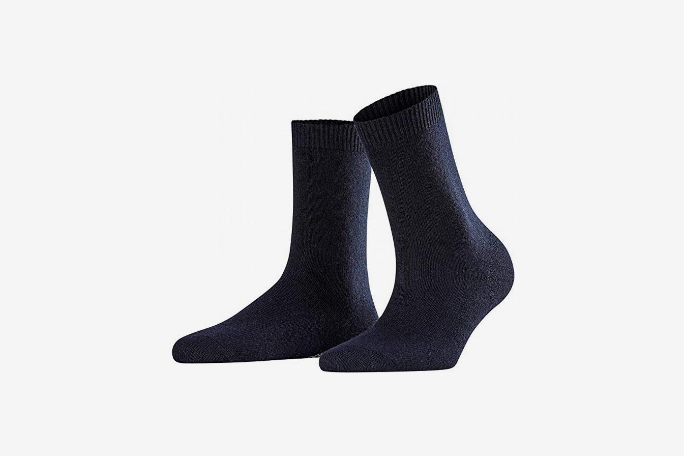 Chaussettes confortables en laine Falke pour femmes