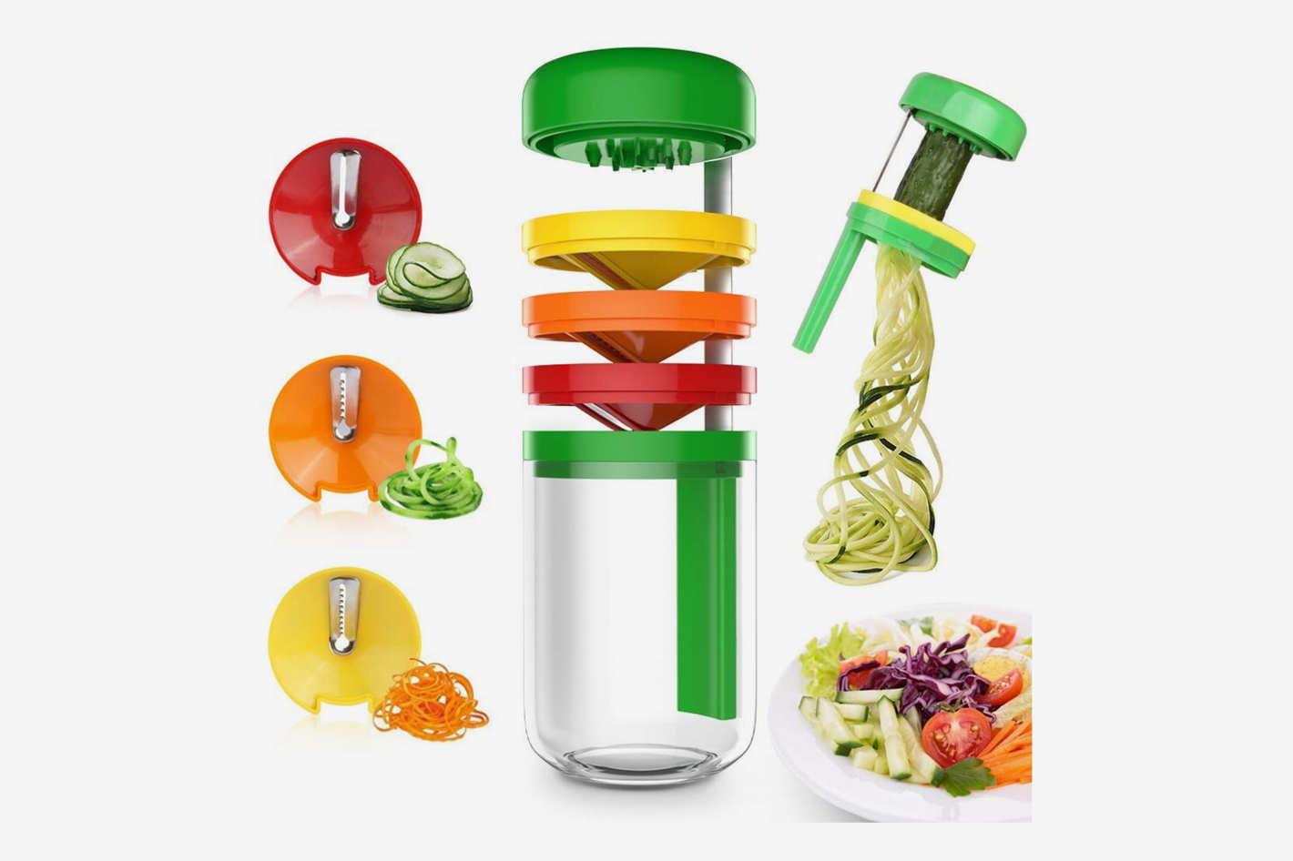 Handheld Spiral Slicer Vegetable Spiralizer