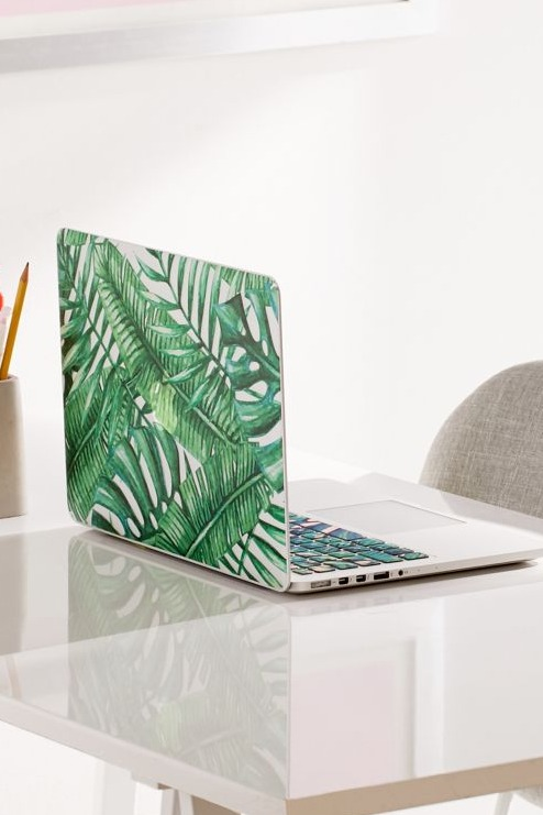 Palms MacBook Pro Retina Laptop Skin