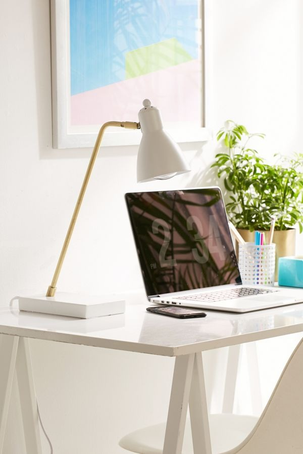 Riggins USB Desk Lamp