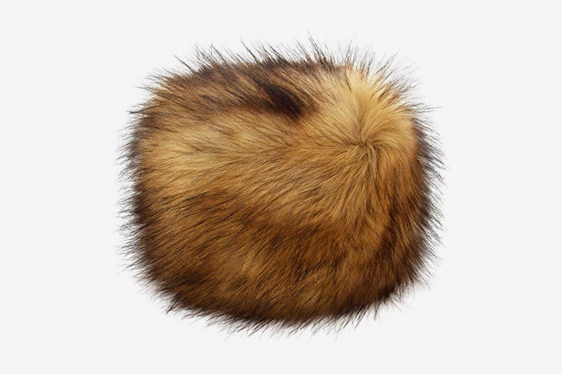 Futrzane Women s Russian Cossack Faux Fur Hat 1ef34ef00070