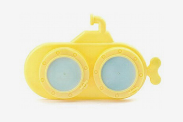 Kikkerland Contact Case, Yellow Sub