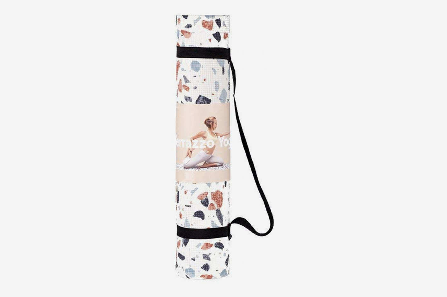 DOIY Premium Terrazzo Yoga Mat