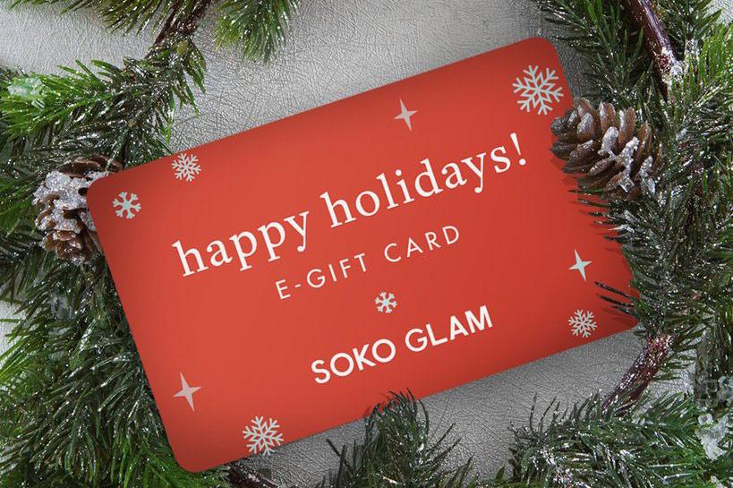 Soko Glam E-Gift Card