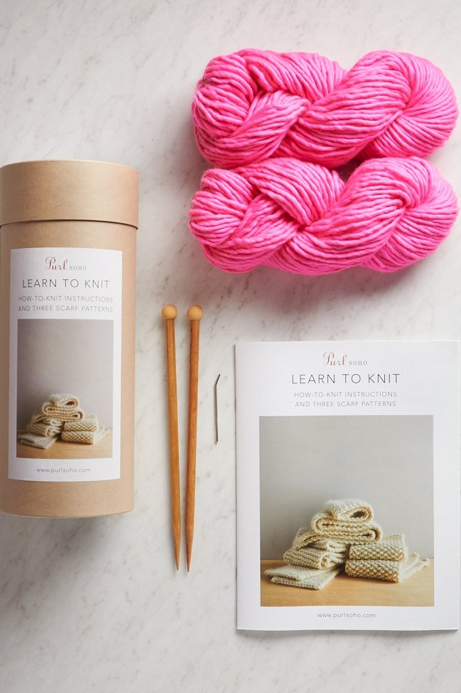 How to Start Knitting: Tools & Tips for Beginners