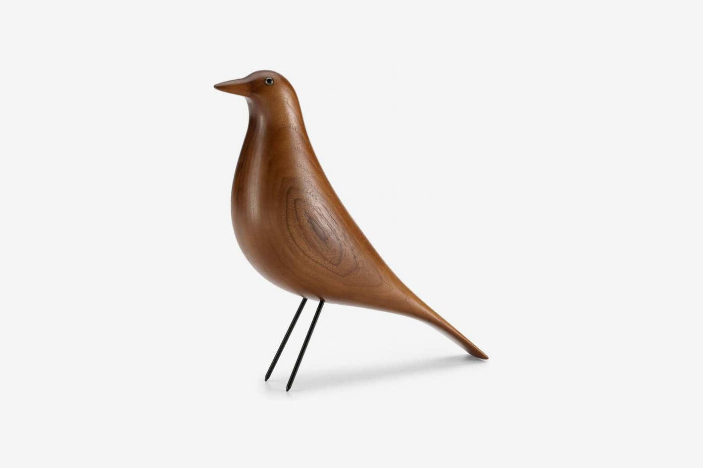 Vitra Eames Walnut Wood House Bird