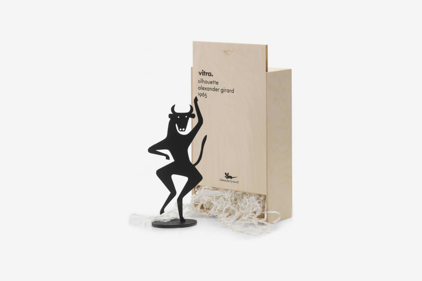 Vitra Silhouette Bull Metal Figure