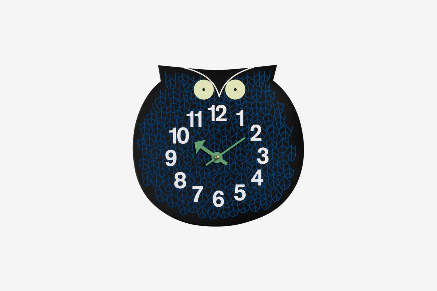 Vitra Omar the Owl Zoo Timer Wall Clock