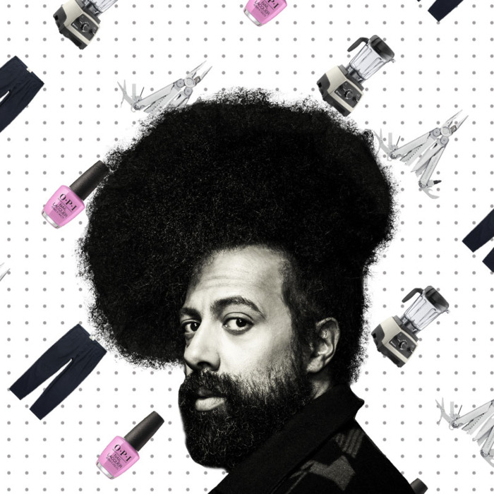 a5ed8c0637 10 Things Reggie Watts Can t Live Without