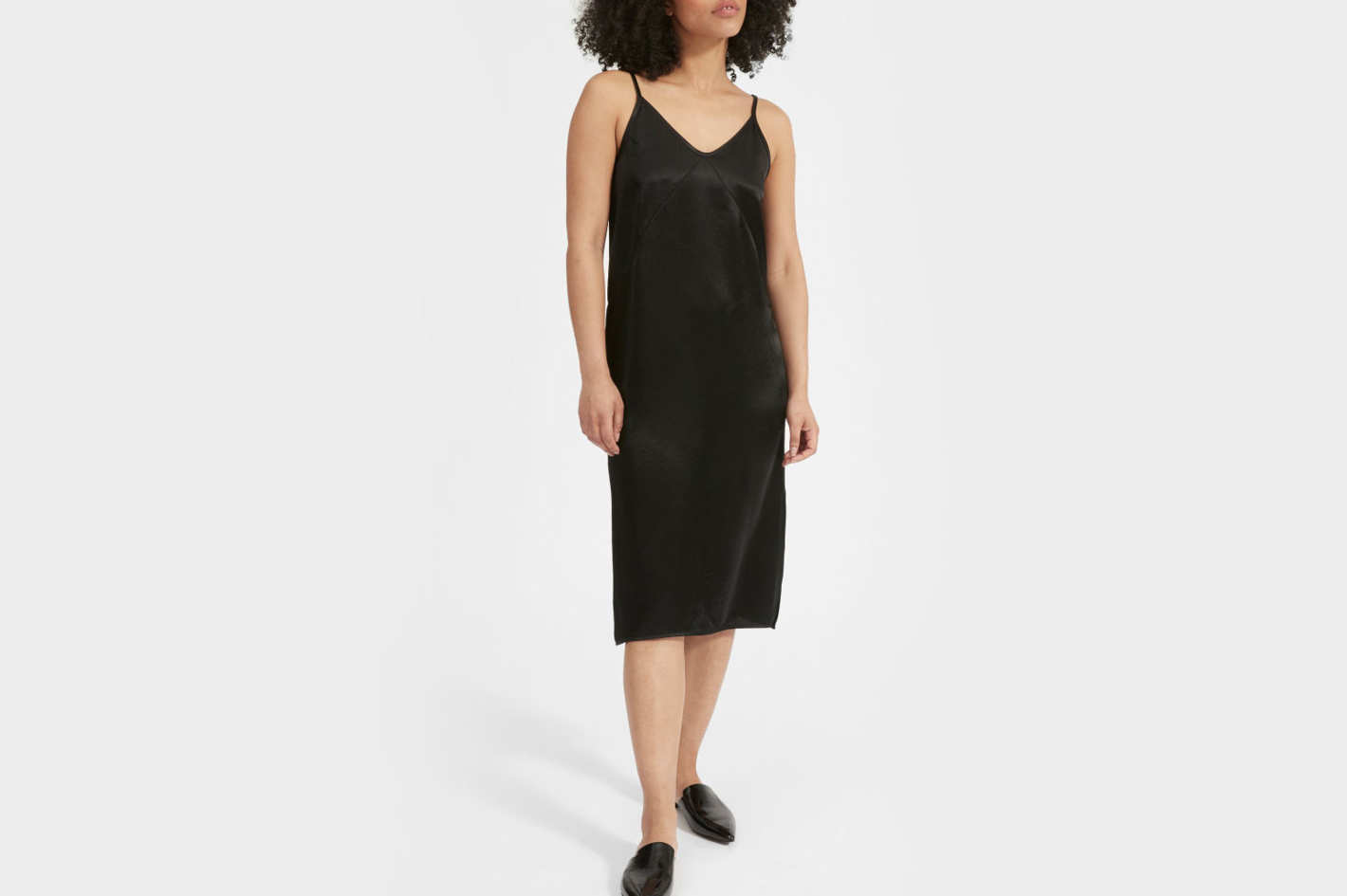 Everlane Party Slip Dress