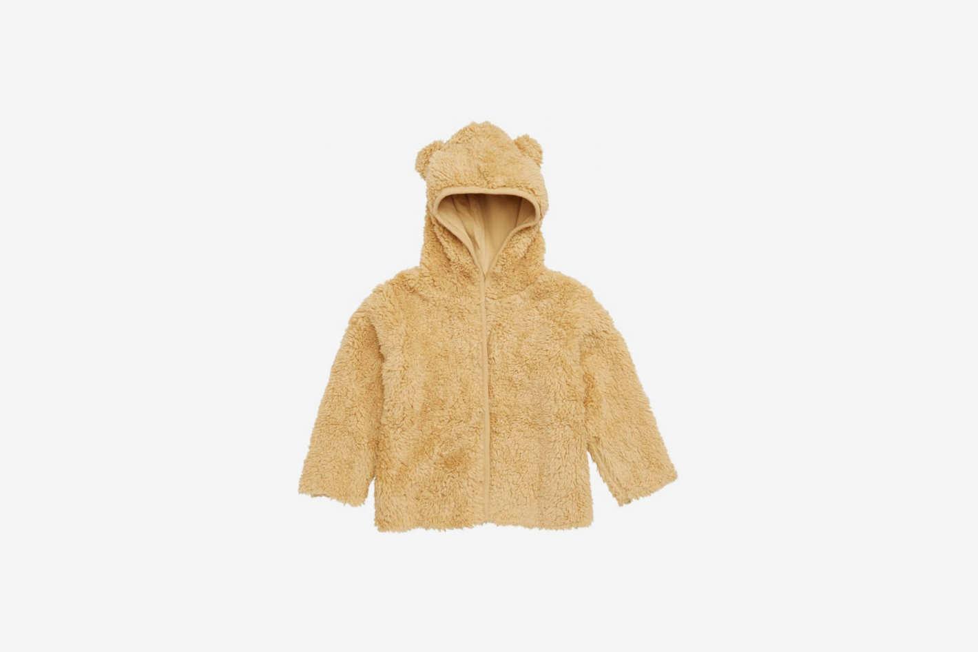 Nordstrom Baby Cozy Bear Hoodie Jacket