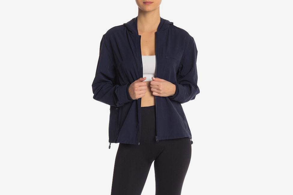 Outdoor Voices Crepe Jacket