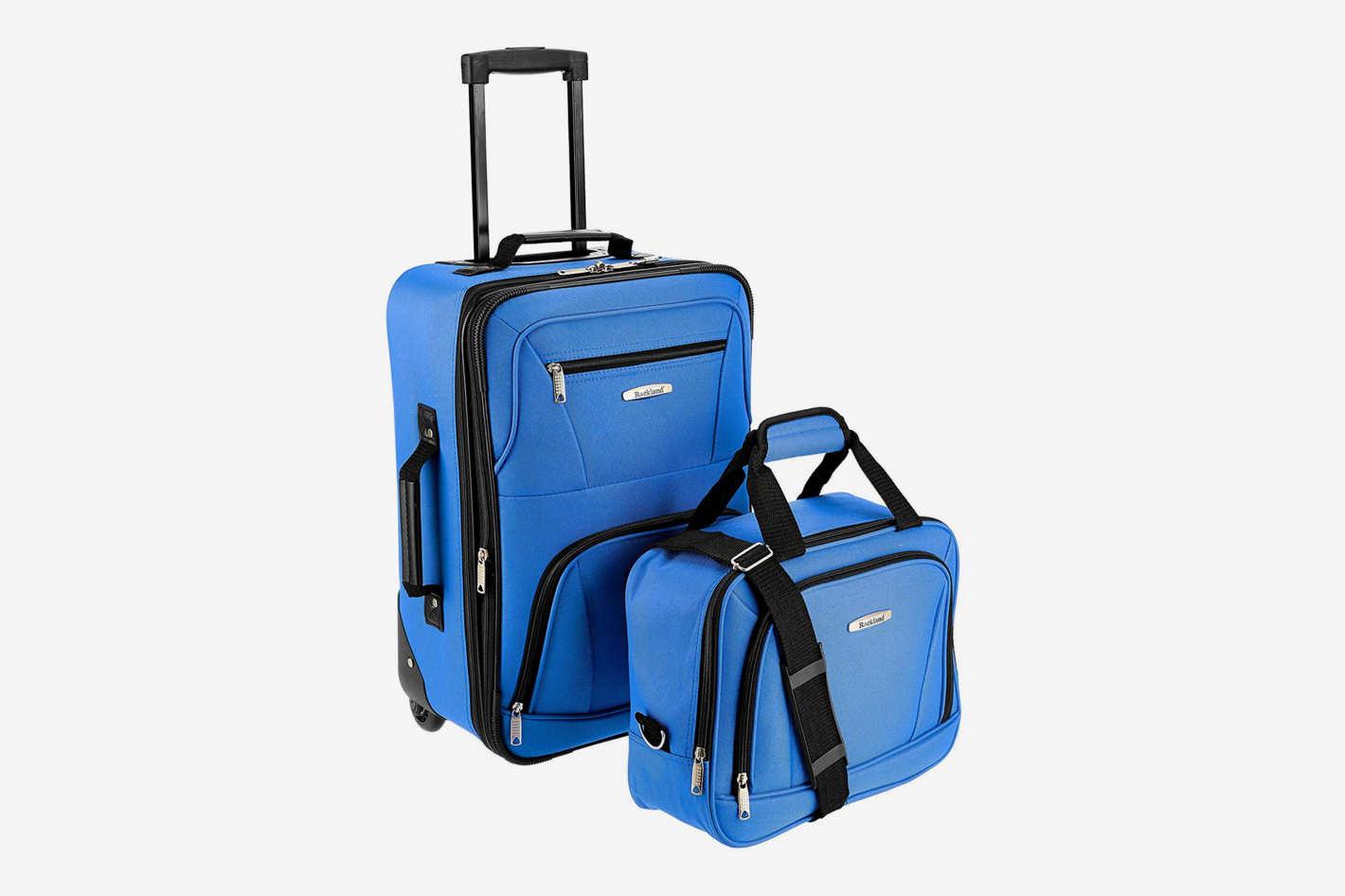 Rockland Luggage 2 Piece Set